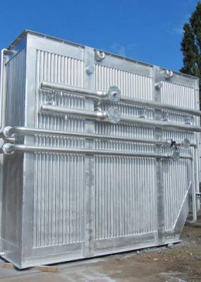 Wassergekühlte Abgasleitungen