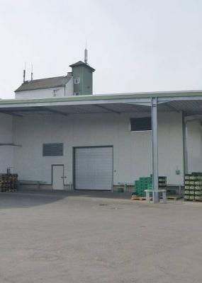 Lagerhalle Bürgerliches Brauhaus Saalfeld