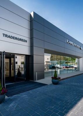 Autohaus Jaguar Landrover – Trader Green GmbH, Wolfenbüttel
