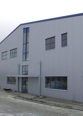 Neubau Armaturenwerk Hötesleben