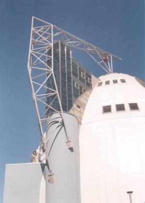 Stahlkragarm IMAX Würzburg