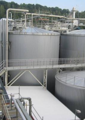 Stahlkonstruktion Zellstoff- und Papierfabrik Rosenthal GmbH