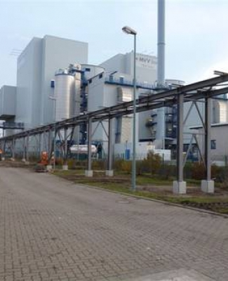 InfraLeuna GmbH – Rohrbrücke Leuna