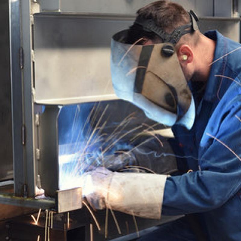 Technologischer Stahlbau