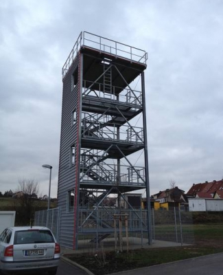 Feuerwehrturm Kamsdorf