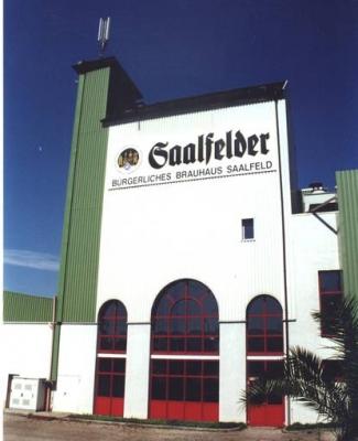 Bürgerliches Brauhaus Saalfeld